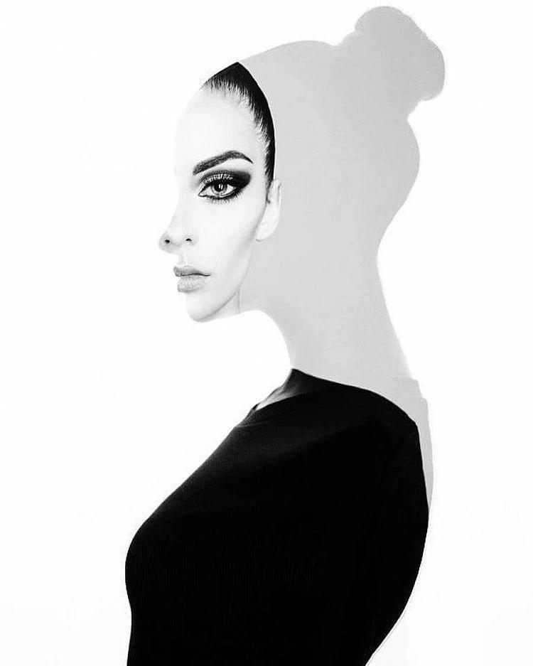 优雅的黑白人体摄影,极致的美感插图(20)
