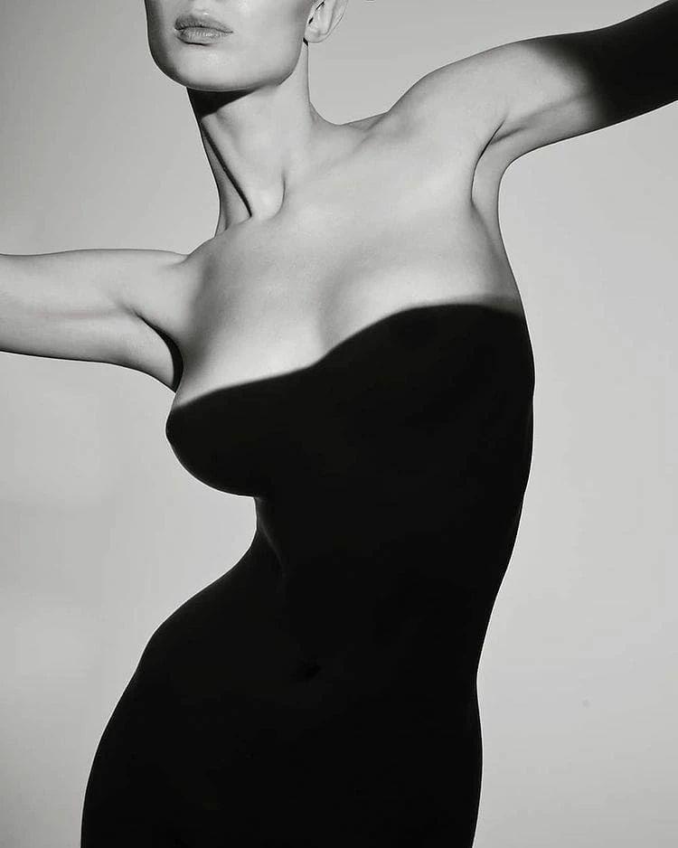 优雅的黑白人体摄影,极致的美感插图(3)