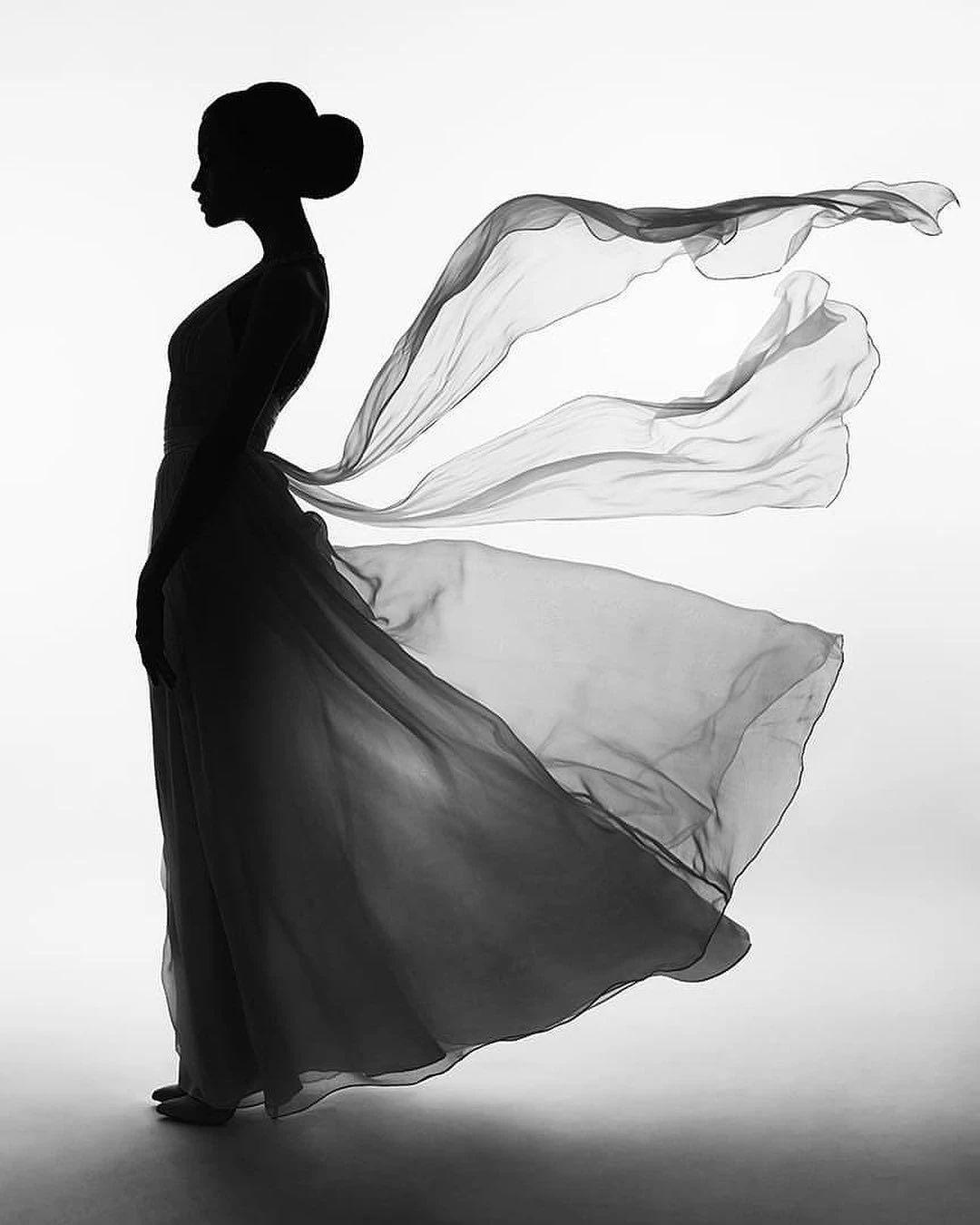 优雅的黑白人体摄影,极致的美感插图(17)